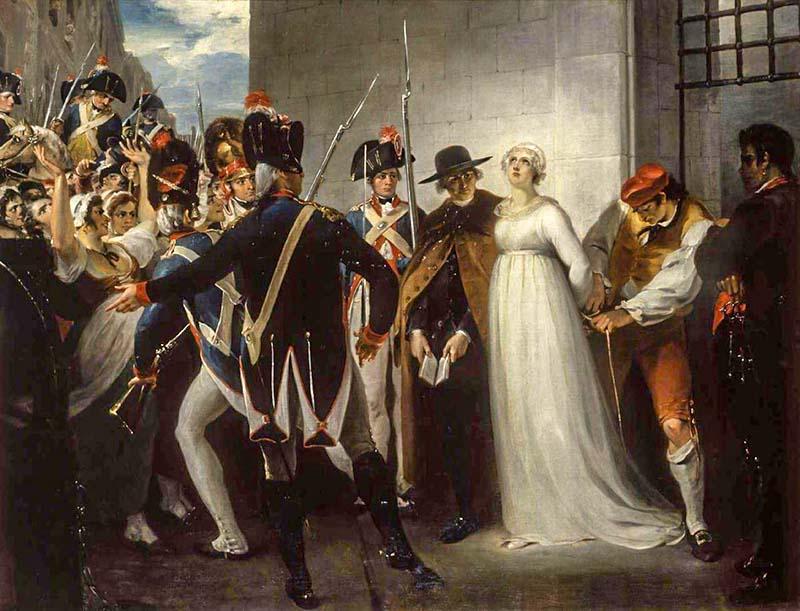 Роль Марии Антуанетты во время Французской Революции