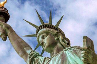 статуя свободы интересные факты