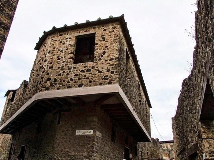 Бордель, Помпеи