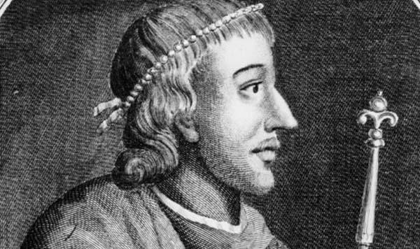 Кнуд Великий, король Англии (1016 -1035)