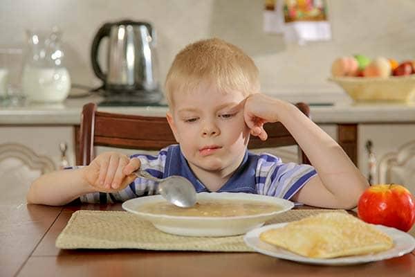 избирательность в еде у детей с аутизмом
