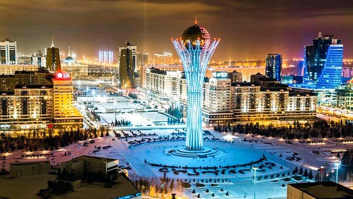 казахстан страны
