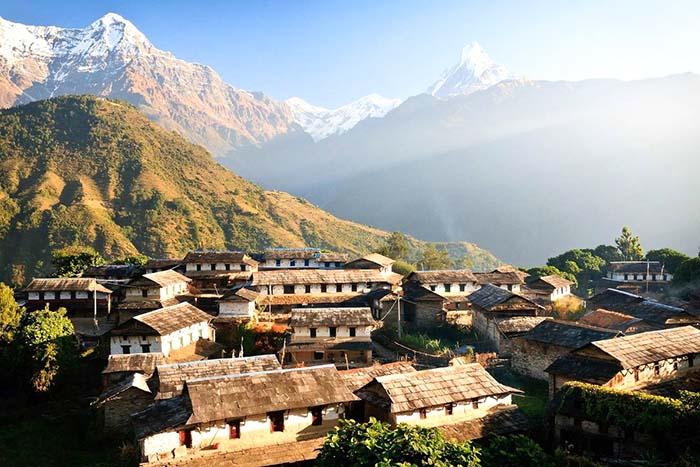 Непал страны