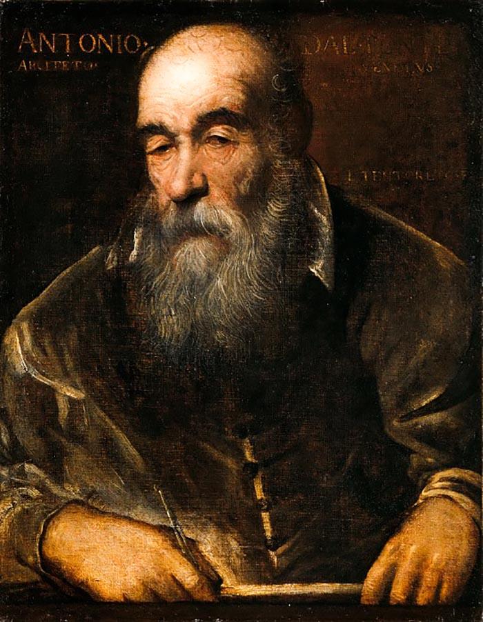 Портрет Антонио да Понте