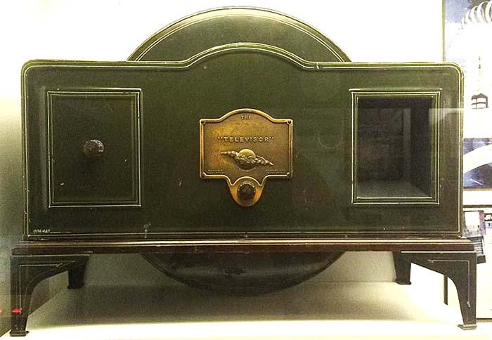 Телевизор Бэрда, один из первых в мире телевизоров Бэрд