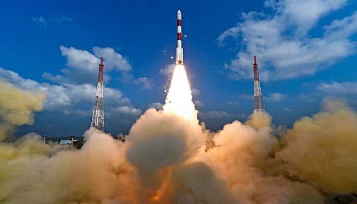 PSLV-C11, Чандраян-1, старт с космического центра Сатиш-Дхаван ИСРО