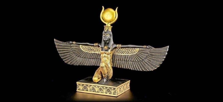 Исида 10 интересных фактов о египетской богине