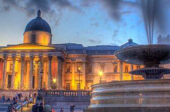 10 самых известных картин в национальной галерее лондона