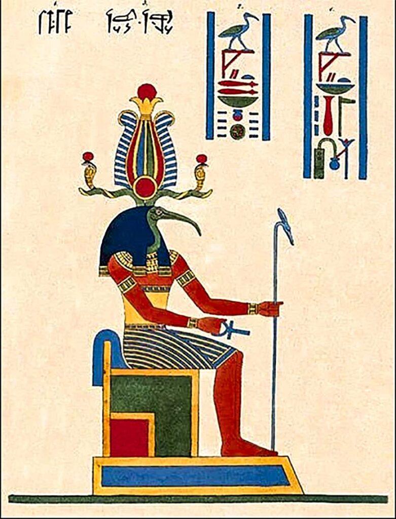 Тот | 10 интересных фактов о египетском боге