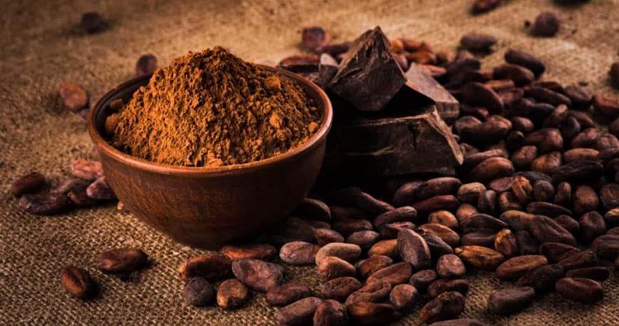 какао-порошок шоколад