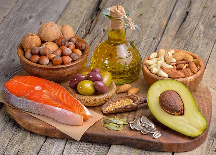 Рыба и орехи - пища для мозга