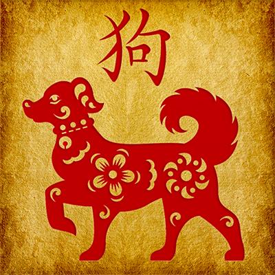 Знак Собаки китайского зодиака