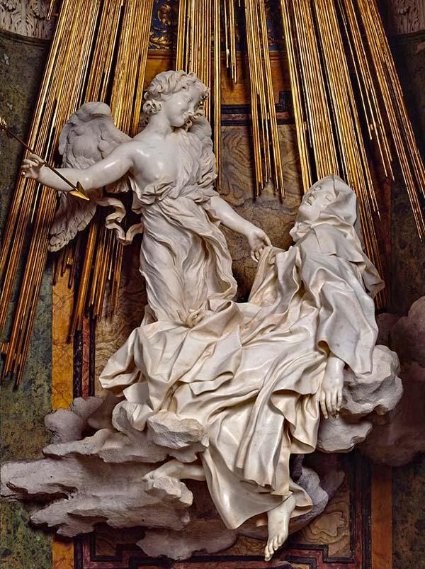 Экстаз Святой Терезы ( 1652 )