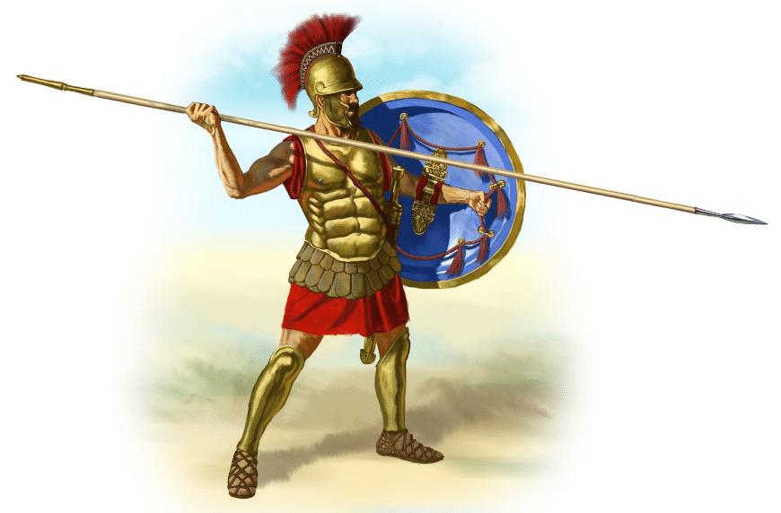 Гоплон древние греки